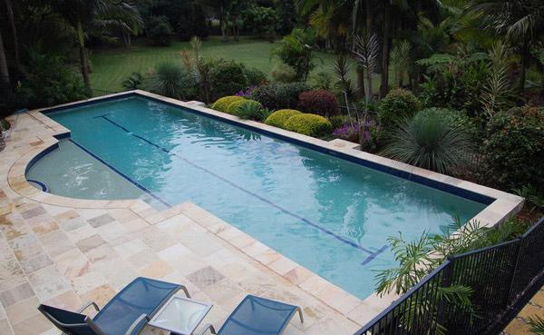 15 Fascinating Lap Pool Designs | Home Design Lov