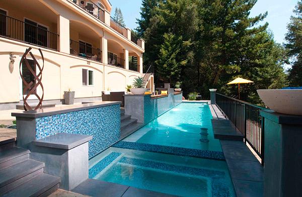 An Award-Winning Concrete Lap Pool and Deck | Concrete Dec