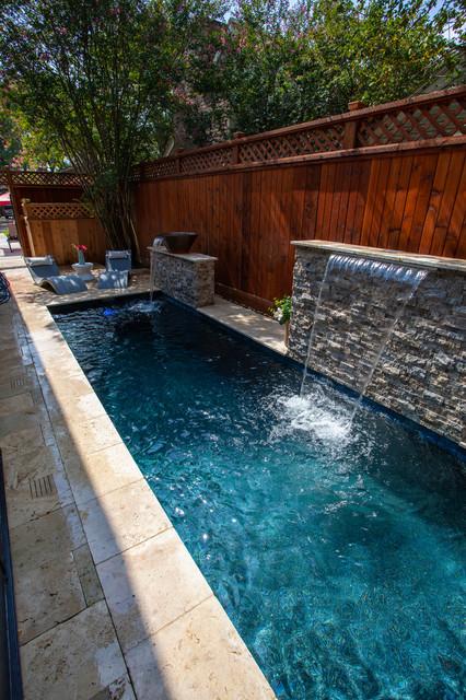 Lap Pool | Houston, TX - Modern - Pool - Houston - by Richard's .