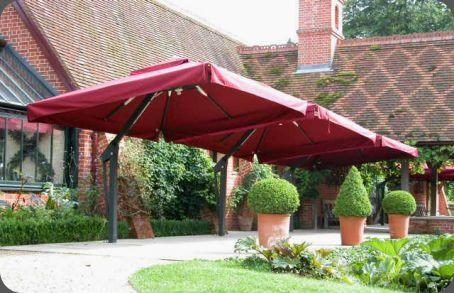 Big Patio Umbrella   Large outdoor umbrella, Garden umbrella .
