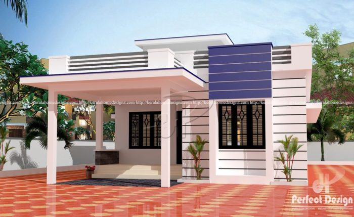 Petite but Gorgeous Modern House Design - House And Deco