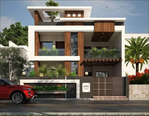 Best modern house design 2019 - Best Modern House Elevation .