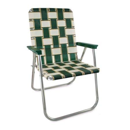 Lawn Chair USA Folding Aluminum Webbing Chair - Walmart.com .