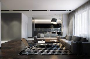 Modern lounge design   Interior Design Idea