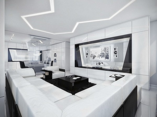Fashion and Interiors: TV Lounge Desig