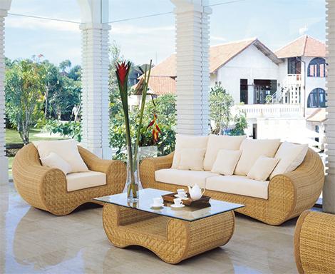 Luxury Patio Furniture from Skyline Design - 100% recyclable furnitu