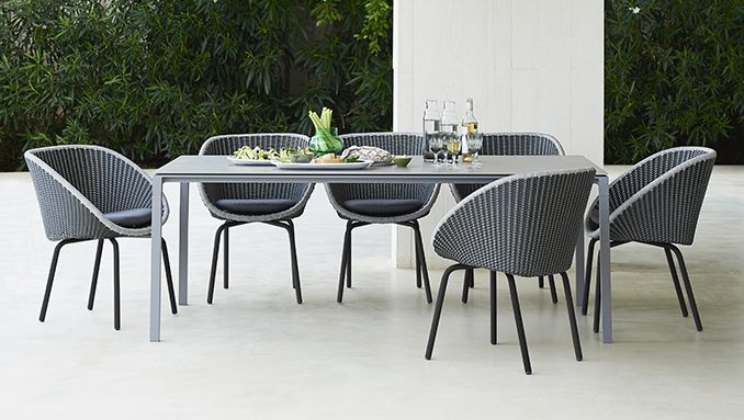 Garden chairs: The comfortable base for beautiful summer days .