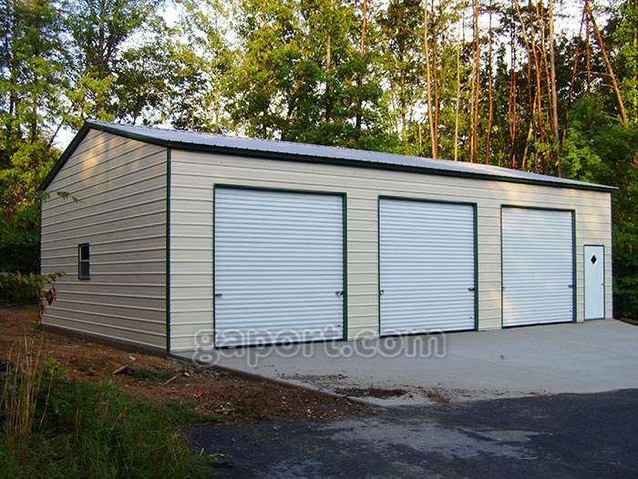 Metal Garages Steel Florida