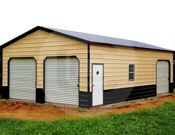Metal Garages - 100+ Steel Garage Building Options at Affordable .