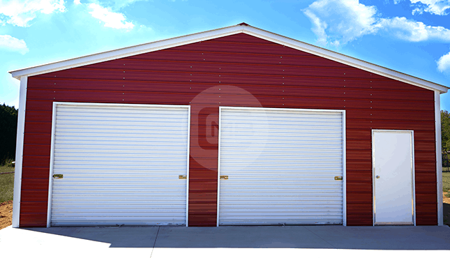 Garages For Sale | Metal and Steel Garage Buildin