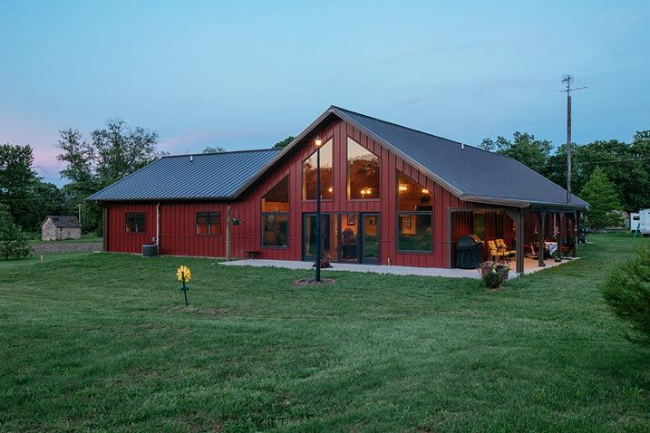 Pros and Cons of Metal Building Homes (36 HQ Pictures) - Metal .