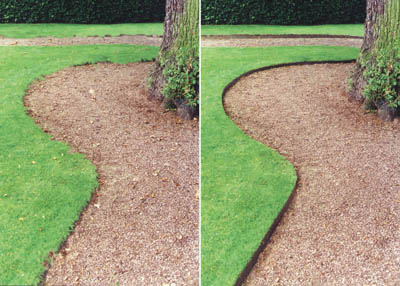 EverEdge Metal Lawn Edging | KinsmanGarden.c