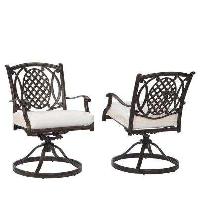 Classic - Hampton Bay - Belcourt - Patio Chairs - Patio Furniture .
