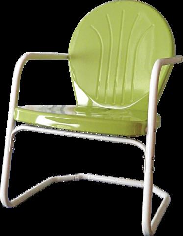 Bellaire Heavy Duty Metal Lawn Chair-11 Colors – Austin's .