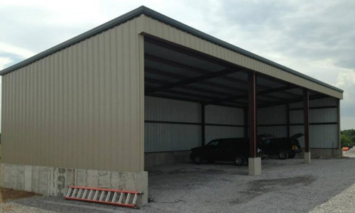 Wright Building Systems - Metal Buildings System Sales. Steel and .