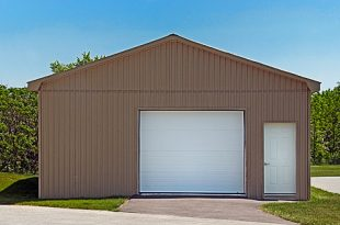 Metal Storage Buildings by Braemar Metal Buildin