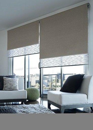 9 Modern Window Roller Blinds – Shade Design Ideas in 2020 .