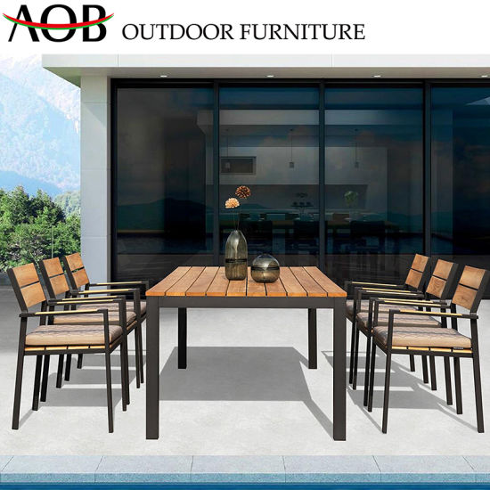 China Modern Outdoor Garden Furniture Sets Poolside Aluminium .