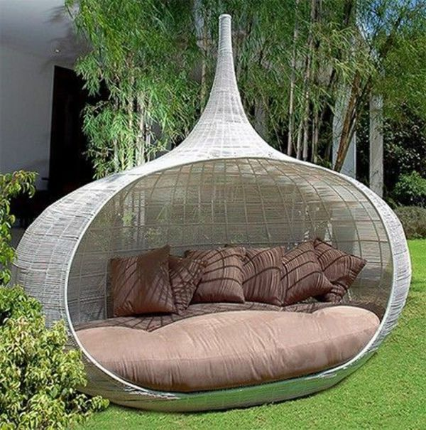 45 Outdoor rattan furniture – modern garden furniture set and .