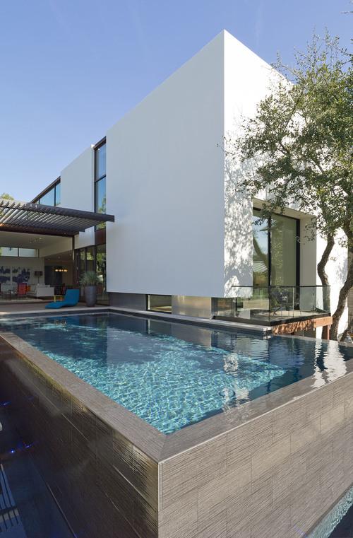 modern design+build & modern pools, inc. | pool design .