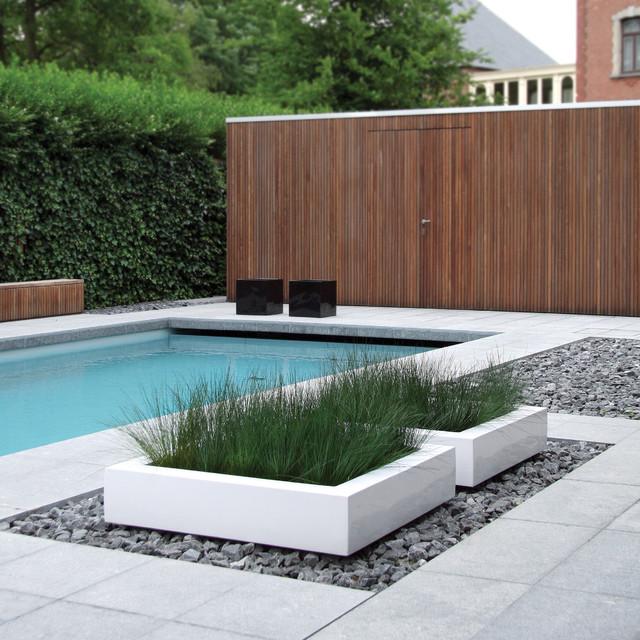 Modern Pool - Modern - Pool - Oth