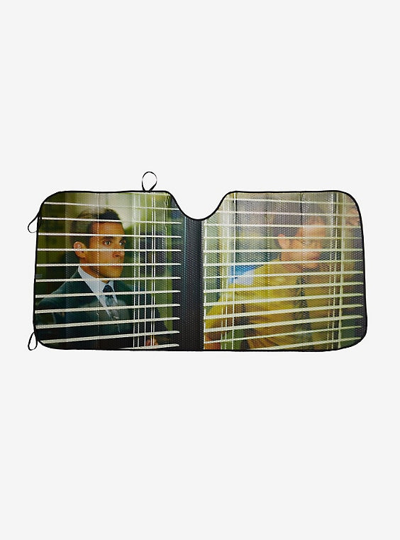 The Office Blinds Accordion Sunshade - BoxLunch Exclusi