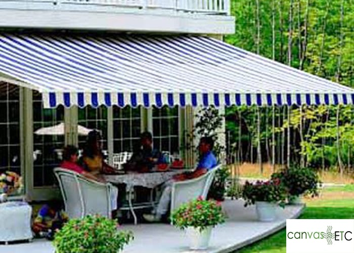 Outdoor Awnings: How to Build Your Very Own | Canvas ETC