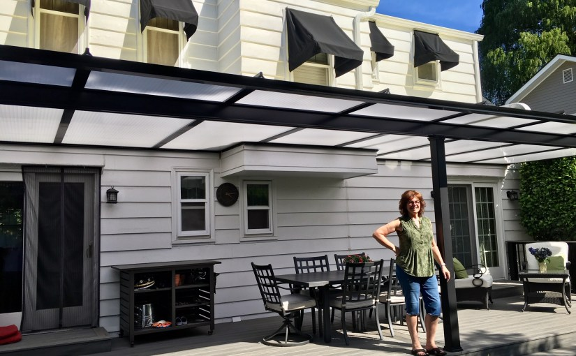 Outdoor Awnings: A Dream Home DIY - Meet Our Custome