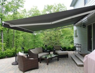 Retractable Awnings Design Ideas, Pictures, Remodel, and Decor .