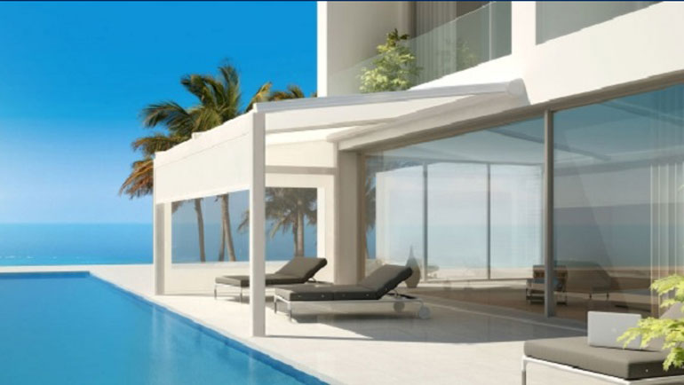 deck awnings | Renson Outdo