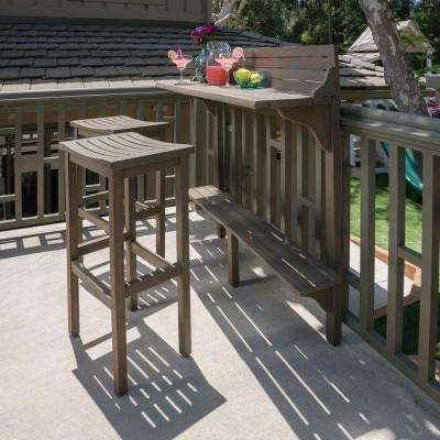 Bar Height - Noble House - Patio Bar Sets - Outdoor Bar Furniture .