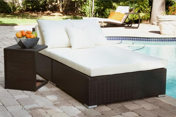 Mh2g -outdoor furniture- Bonete Outdoor Bed Loung