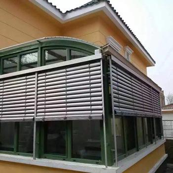 Best Budget External Outdoor Venetian Blinds / Window Coverings .