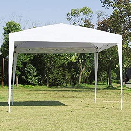 Amazon.com : Easyzon Pop Up Patio EZ Canopy Tent Heavy Duty Gazebo .