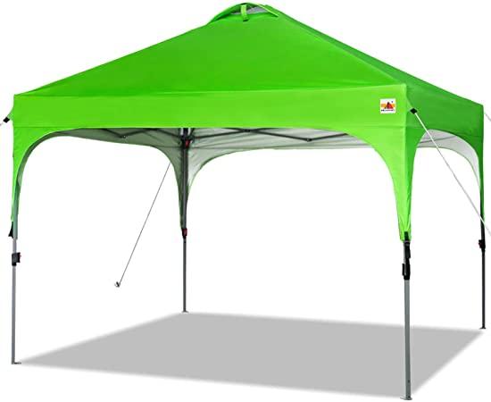 Amazon.com: ABCCANOPY Canopy Tent 10x10 Pop Up Canopy Outdoor .