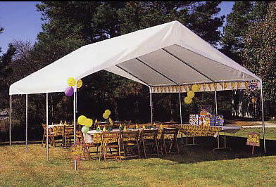 18 x 20 Hercules Outdoor Canopy Shelter from King Cano