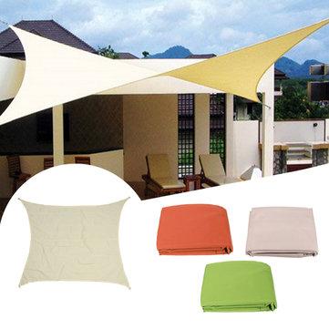 3m sun shade sail cloth shadecloth outdoor canopy patio square .