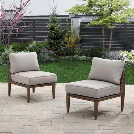 Better Homes and Gardens Davenport Outdoor Chairs, Set of 2 .