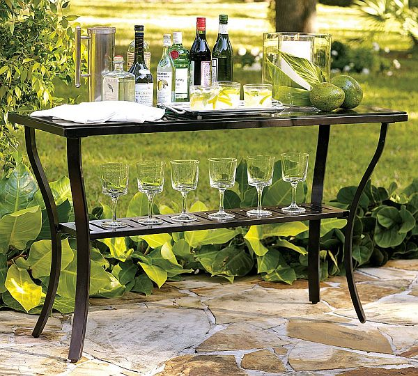 Useful Outdoor Riviera Console Tab
