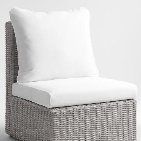 Replacement Veracruz Outdoor Cushion 2 Piece Set   World Mark