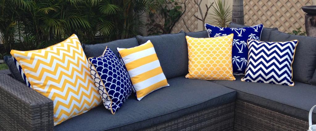 Three ways to make outdoor cushion inserts - Archiblo