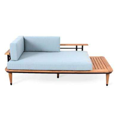 Solid Wood - Outdoor Daybeds - Outdoor Lounge Furniture - The Home .