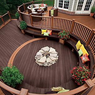 Explore Trex Decking, Railing, Outdoor Furniture & Lighting | Tr