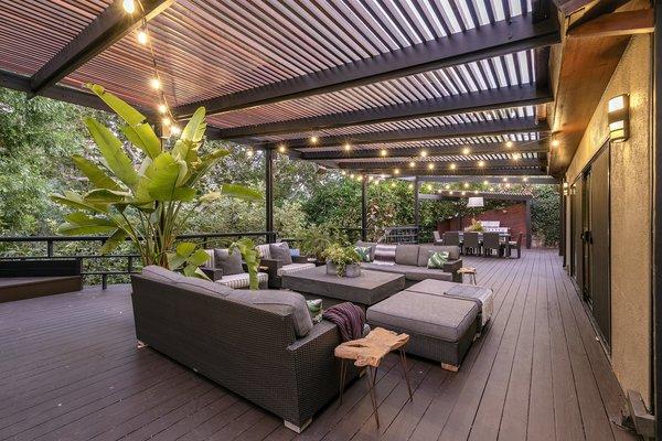 Best 60+ Modern Outdoor Decking Patio, Porch, Deck Hanging .
