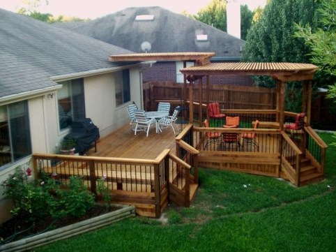 Denver Outdoor Deck Design & Carpentry Constructi