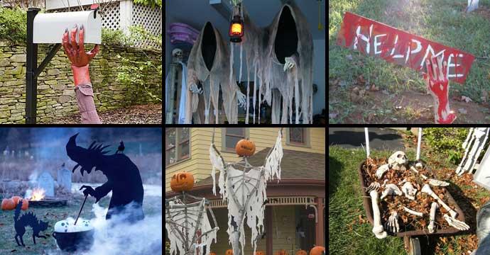 46 Successful DIY Outdoor Halloween Decorating Ideas Nobody Told .