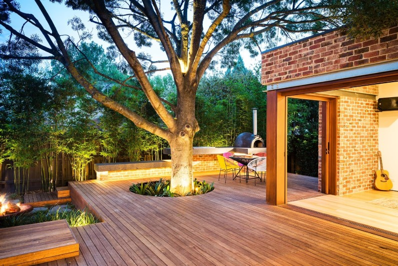 Naroon Road Project - amazing outdoor design by COS Design Offi