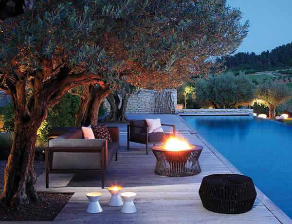 Outdoor Design Ideas - outdoor spaces decorating by Kett