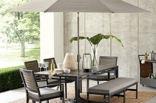 Furniture Marlough II Outdoor Dining Collection, with Sunbrella .