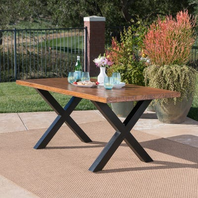 Buy Brown Outdoor Dining Tables Online at Overstock | Our Best .